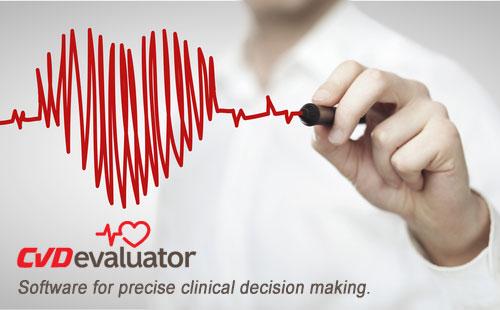 cvd evaluator app